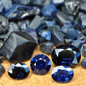 Сапфір — коштовний камінь королів дивовижної краси