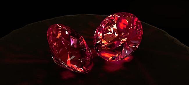 Червоний алмаз: рідкісна й загадкова розкіш