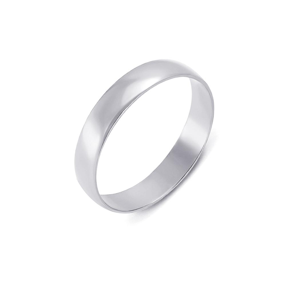 Обручальное кольцо классическое. Артикул 1001/4б