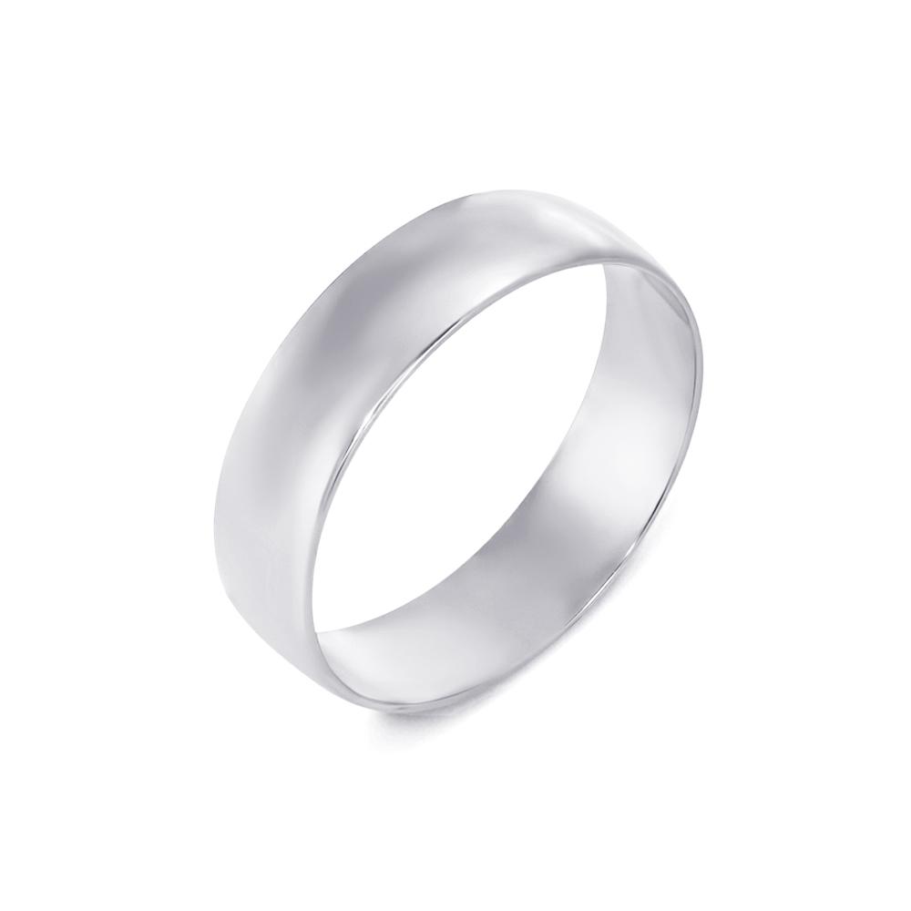 Обручальное кольцо классическое. Артикул 1001/6б