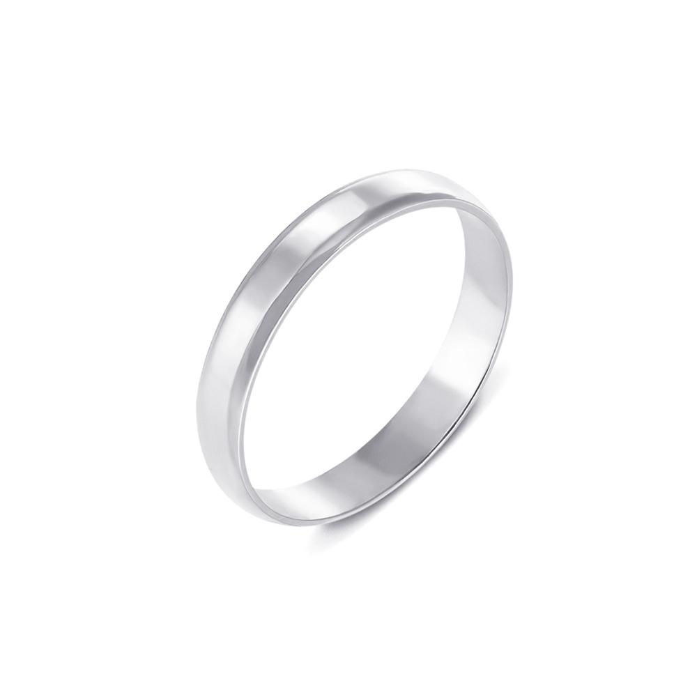 Обручальное кольцо. Европейская модель. Артикул 1003/1б