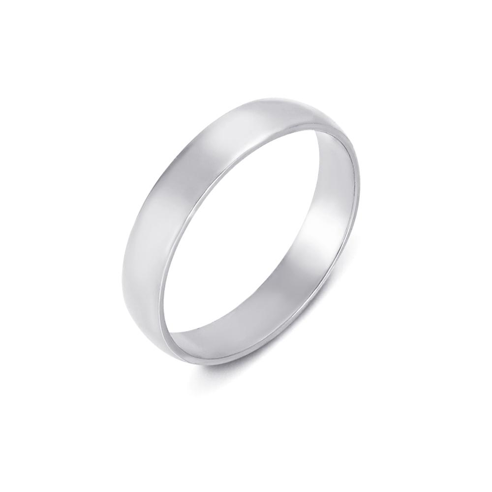 Обручальное кольцо классическое. Артикул 1004б