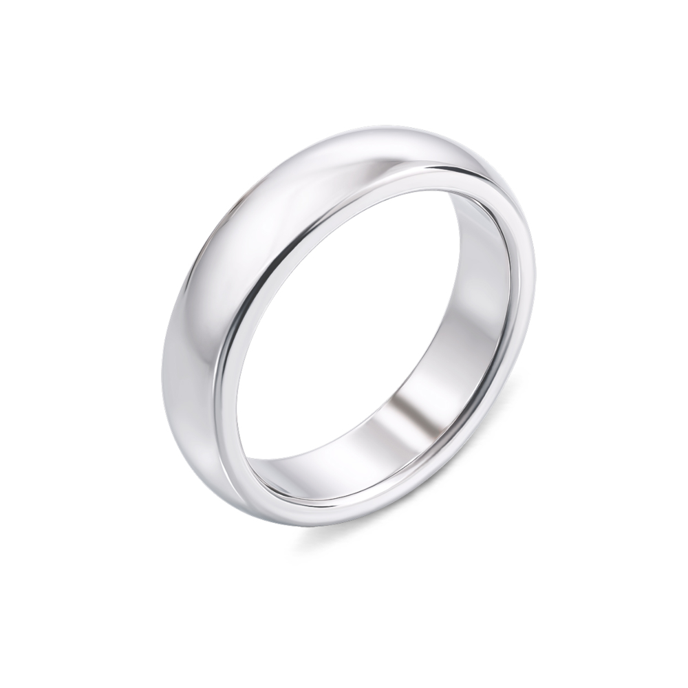 Обручальное кольцо классическое. Артикул 1006-2/02/1 (1006/2б)