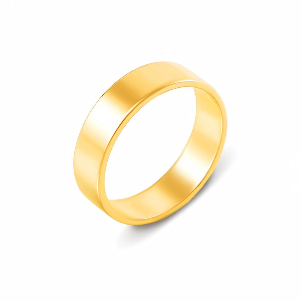 Обручальное кольцо. Европейская модель. Артикул 10105/03/0 (10105л)