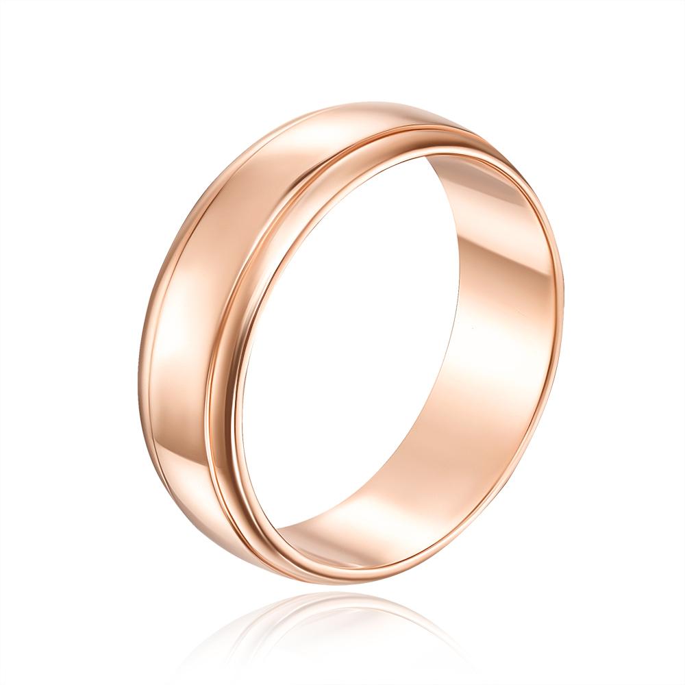Обручальное кольцо классическое. Артикул 10109/1