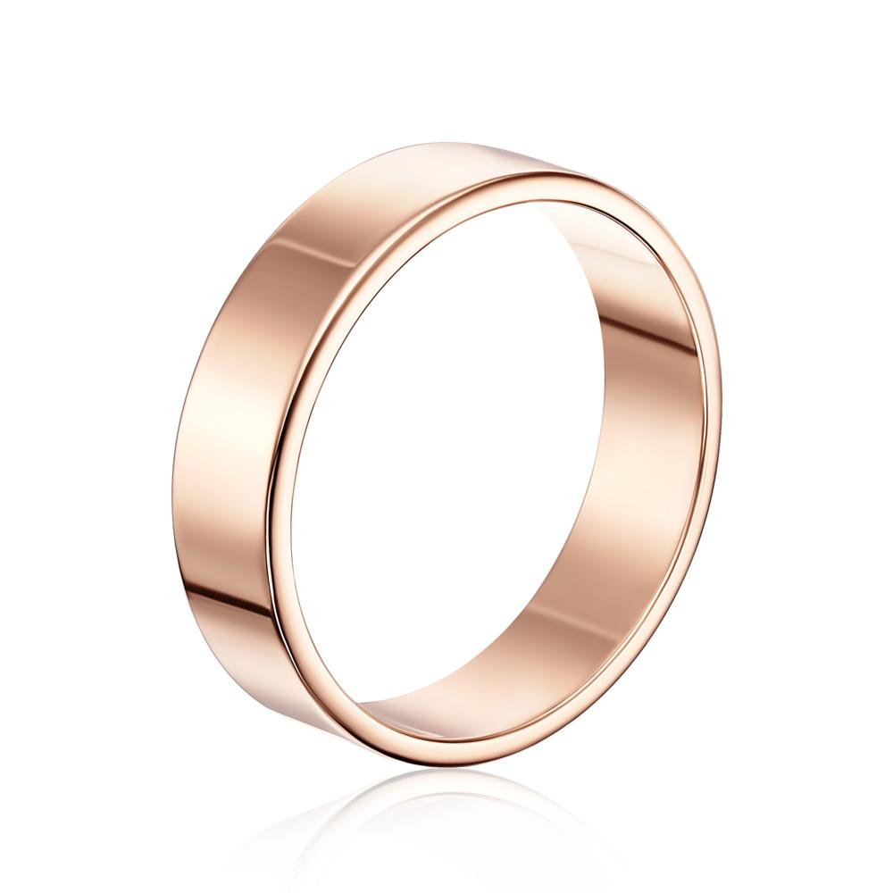 Обручальное кольцо. Европейская модель. Артикул 1078/1