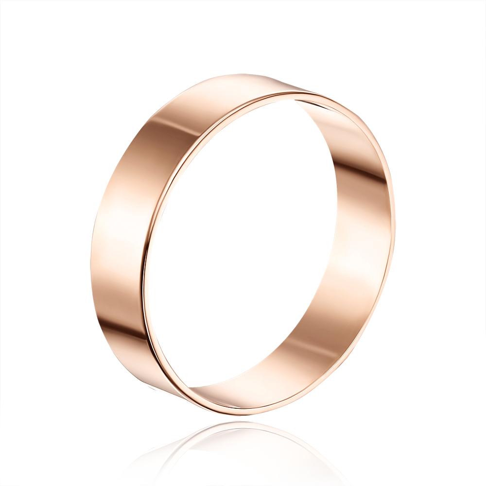Обручальное кольцо. Модель «Европейская». Артикул 1078/2