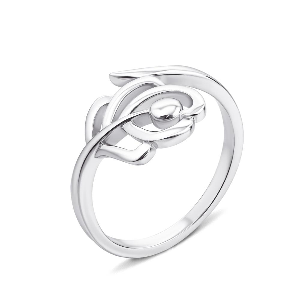 Серебряное кольцо. Артикул 1RI58060-R