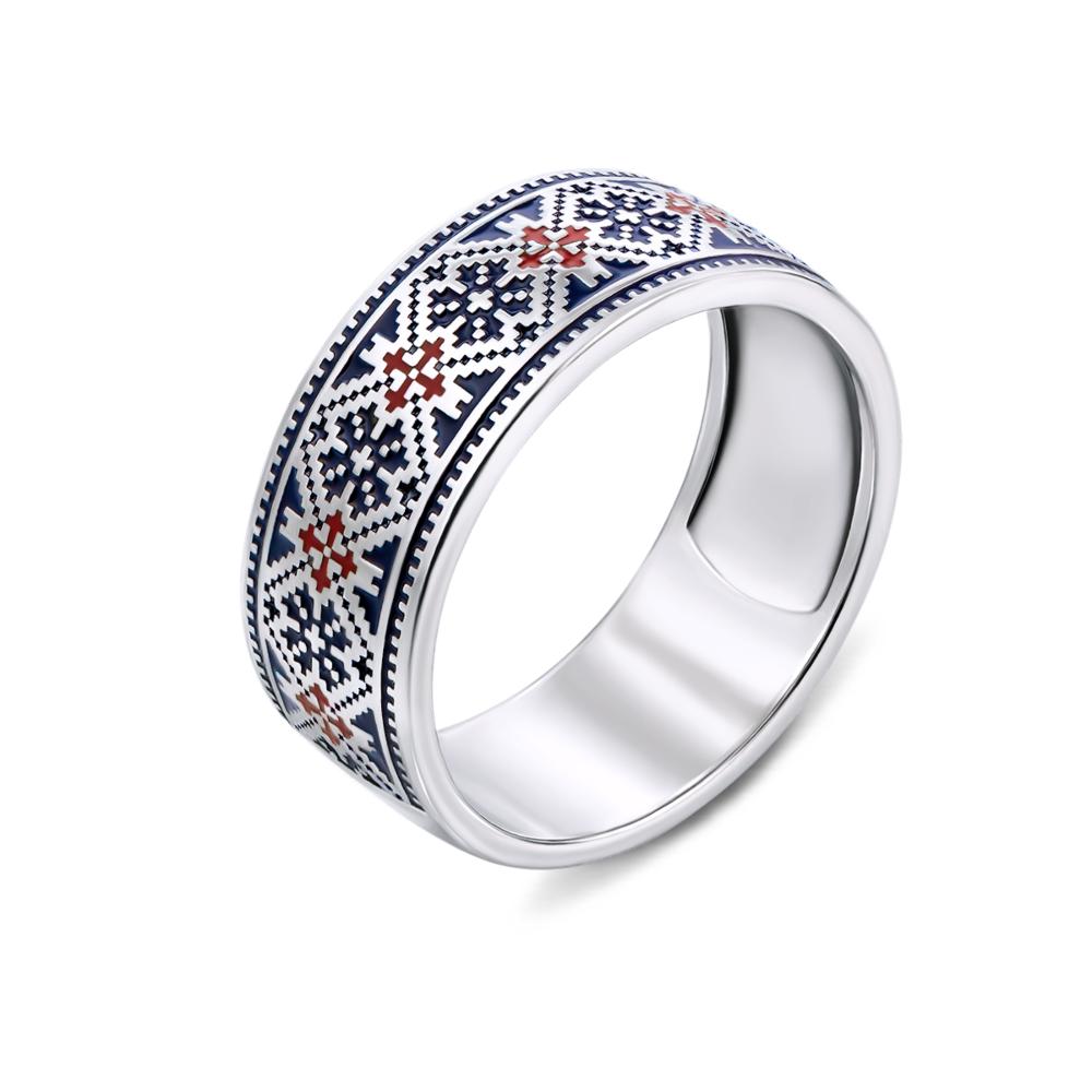 Серебряное кольцо «Ружа». Артикул с00768/ск