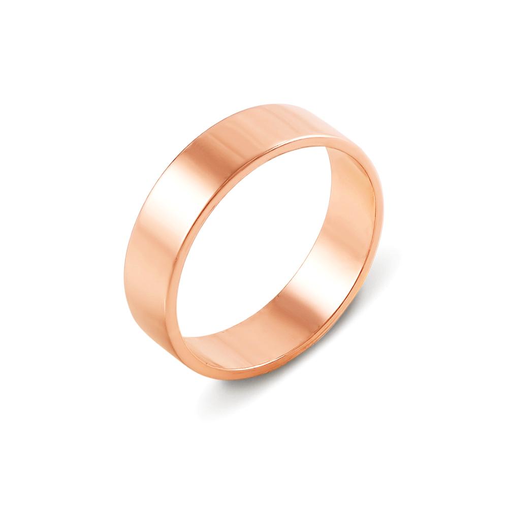 Обручальное кольцо. Европейская модель. Артикул 10105