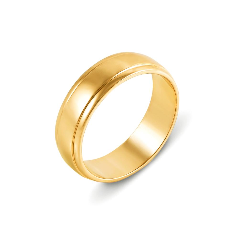 Обручальное кольцо классическое. Артикул 10109/1л