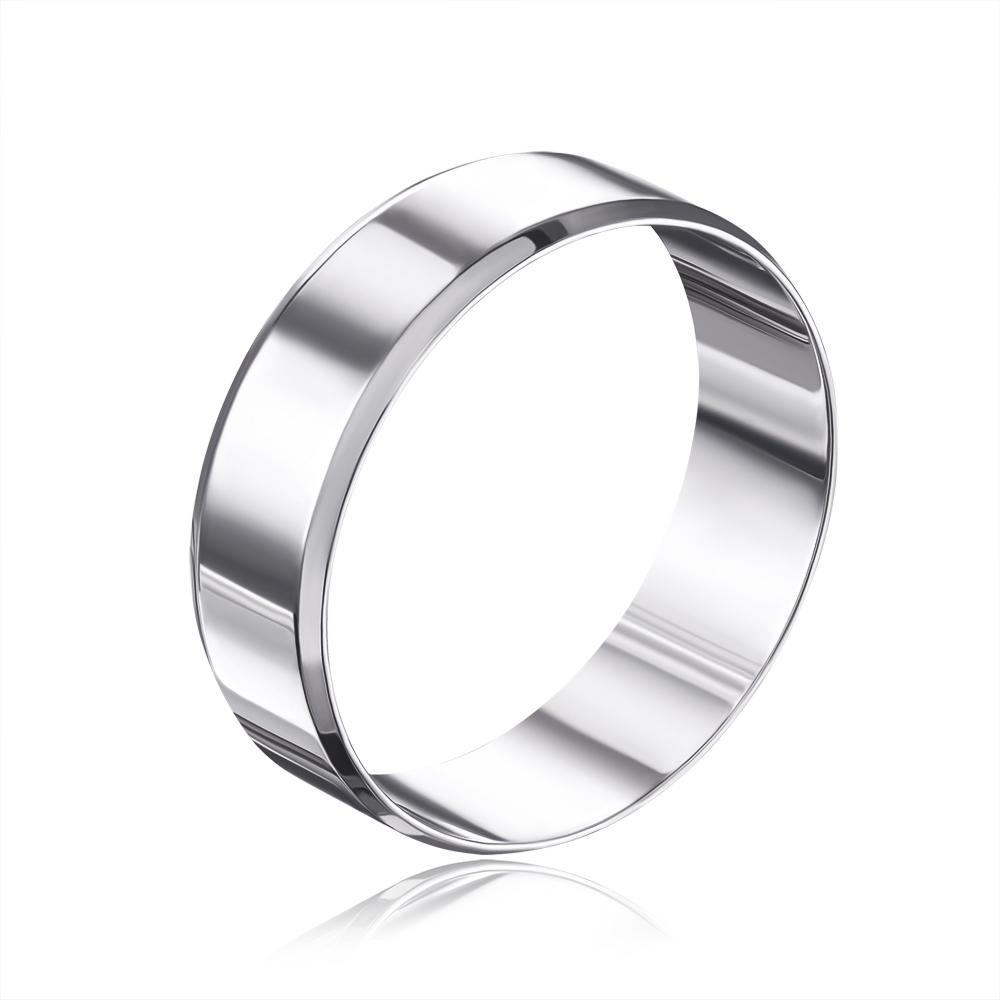 Обручальное кольцо. Европейская модель. Артикул 1007б