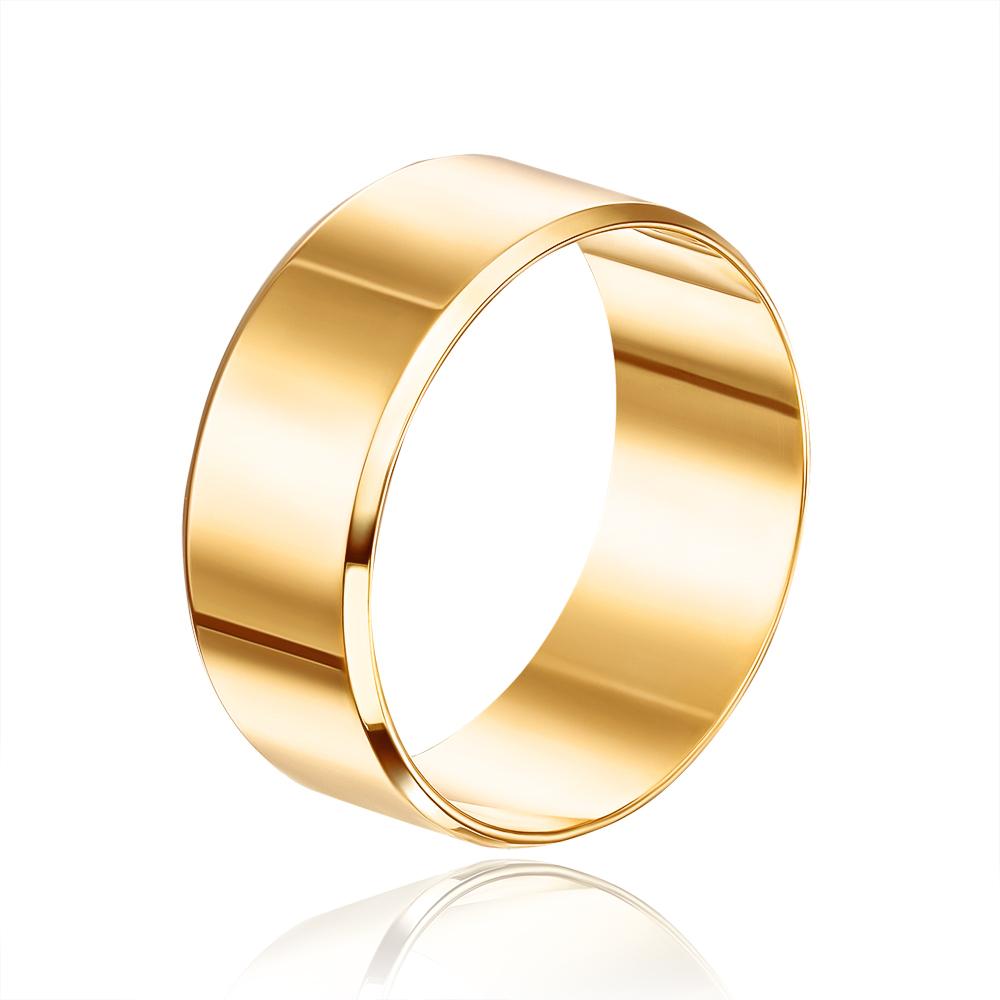 Обручальное кольцо. Европейская модель. Артикул 1009л