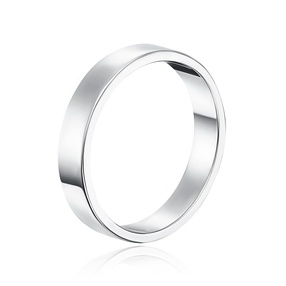 Обручальное кольцо. Европейская модель. Артикул 10104б