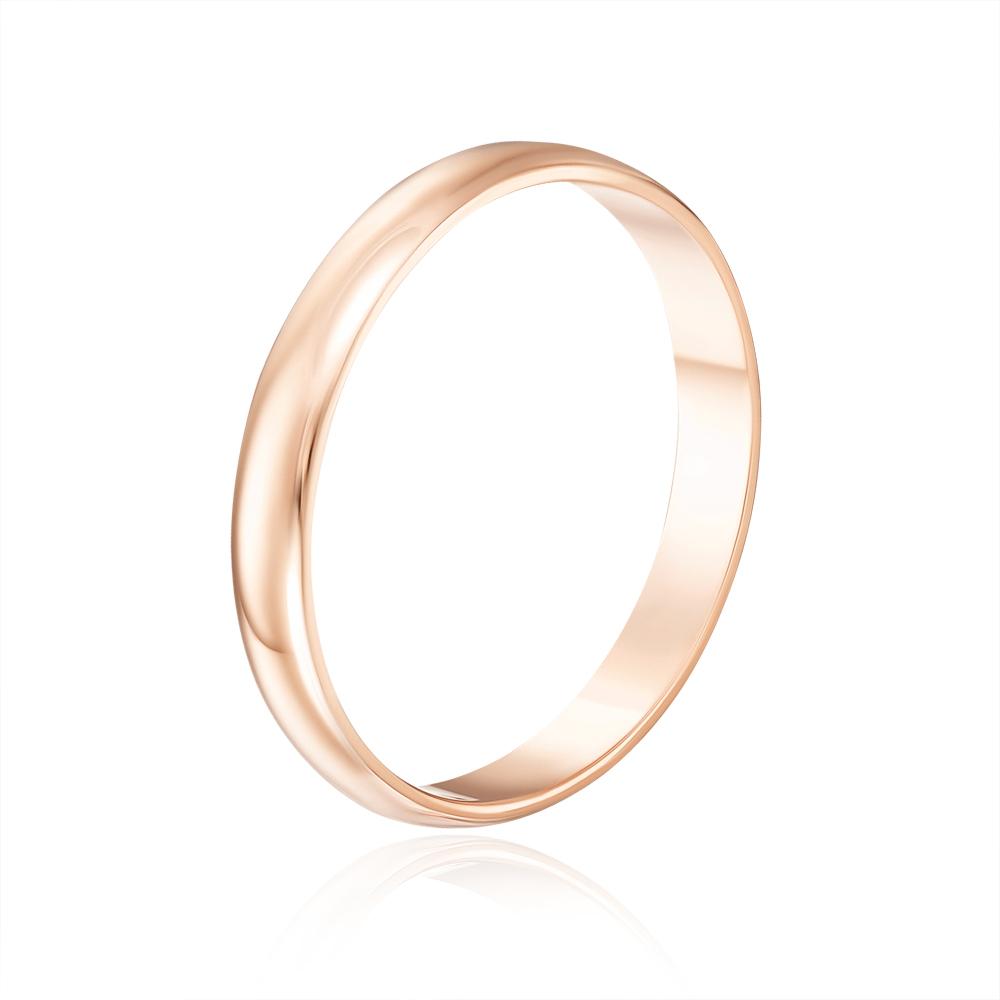 Обручальное кольцо классическое. Артикул 1002