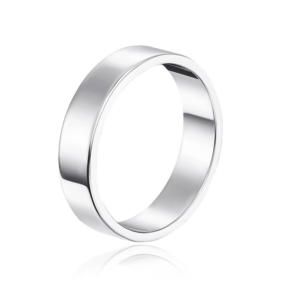 Обручальное кольцо. Европейская модель. Артикул 10105/1б