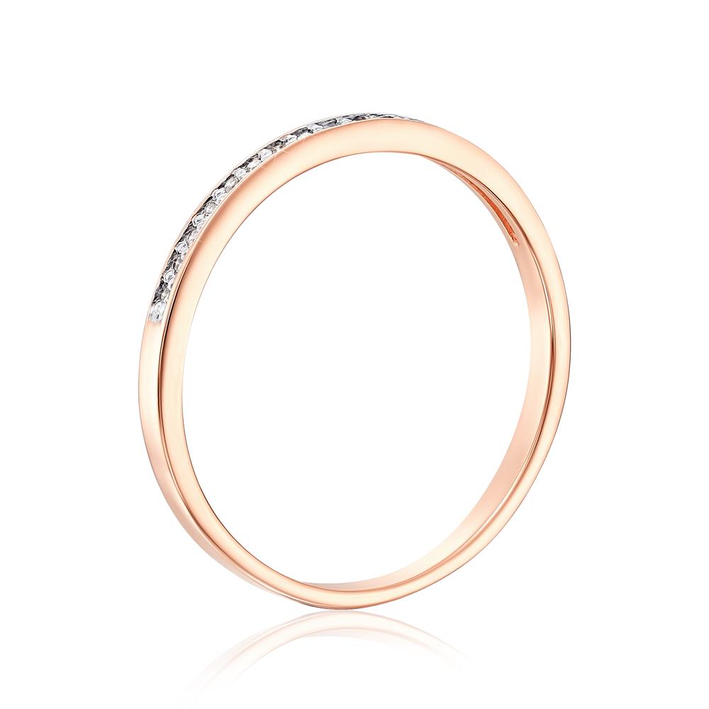 Женские золотые обручальные кольца